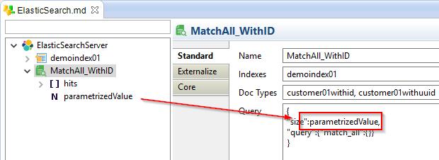 Multi Match Query Elasticsearch Java