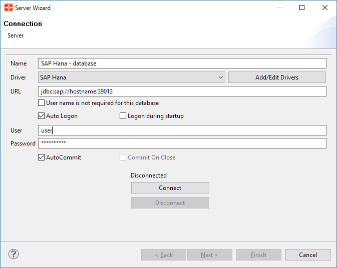 Getting started with SAP Hana