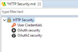 http security metadata
